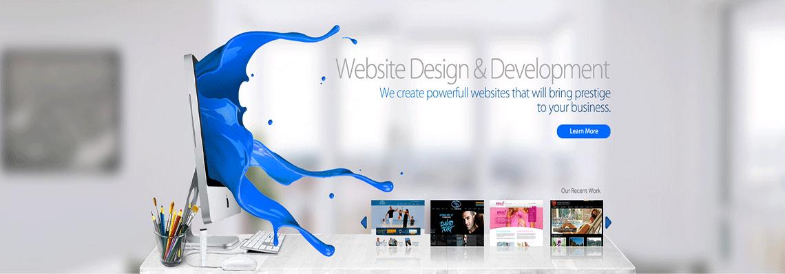 طراحی و برنامه نویسی حرفه ای وب
